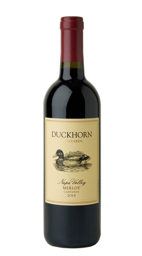 2014 Duckhorn Vineyards Carneros Napa Valley Merlot Image