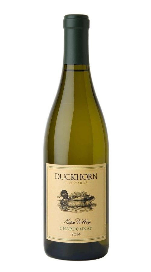 2014 Duckhorn Vineyards Napa Valley Chardonnay Image