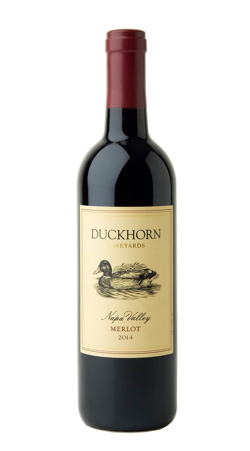 2014 Duckhorn Vineyards Napa Valley Merlot