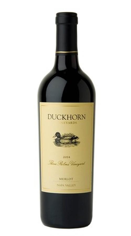 2014 Duckhorn Vineyards Napa Valley Merlot Three Palms Vineyard 1.5L Image