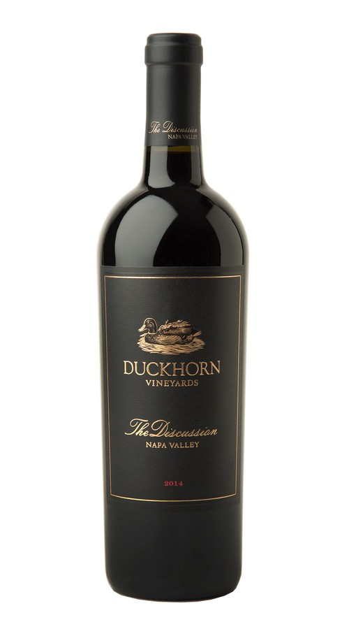 2014 Duckhorn Vineyards The Discussion Napa Valley Red Wine