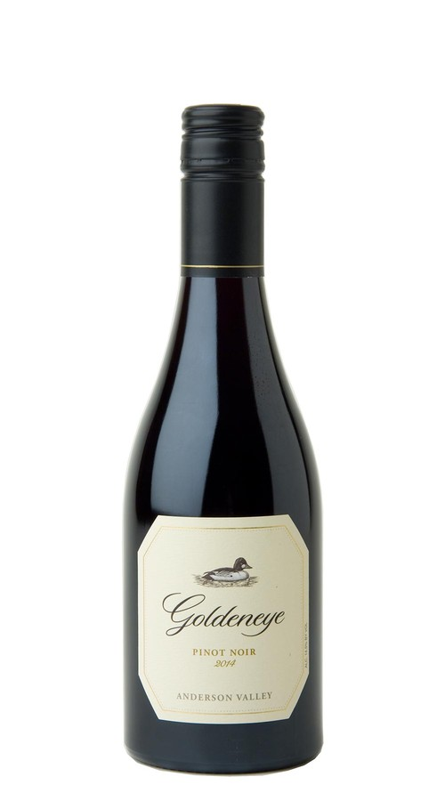2014 Goldeneye Anderson Valley Pinot Noir 375ml
