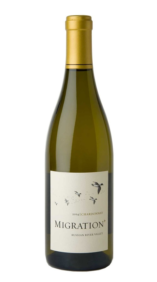 2014 Migration Russian River Valley Chardonnay Image