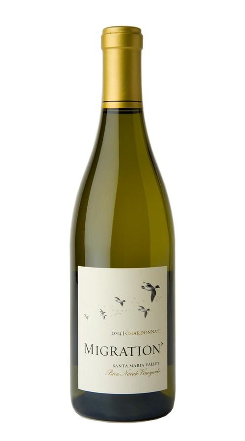 2014 Migration Santa Maria Valley Chardonnay Bien Nacido Vineyard