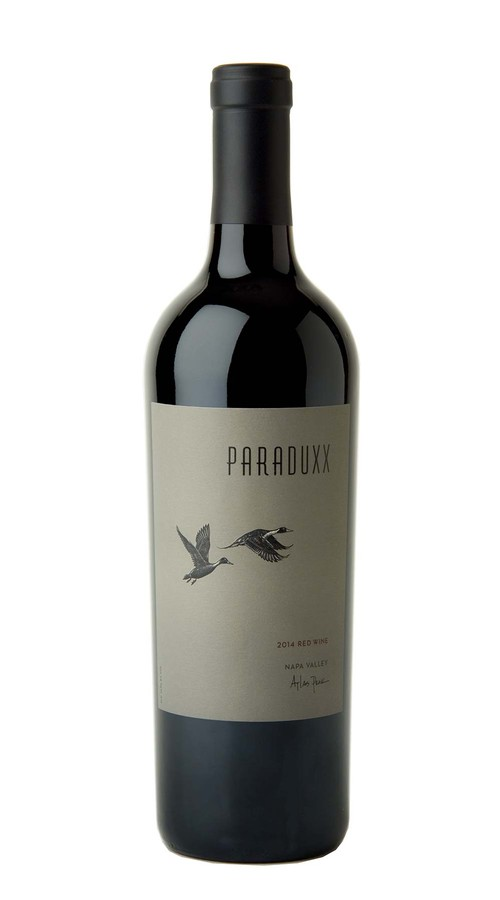 2014 Paraduxx Atlas Peak Napa Valley Red Wine Image