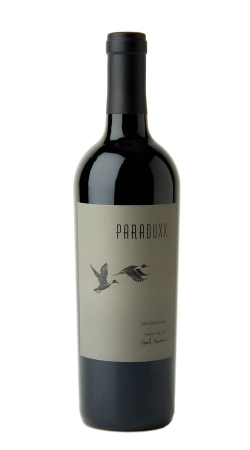 2014 Paraduxx Howell Mountain Napa Valley Red Wine Image