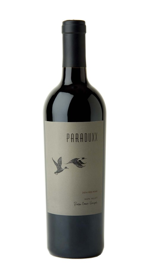 2014 Paraduxx Napa Valley Red Wine Rector Creek Vineyard Image