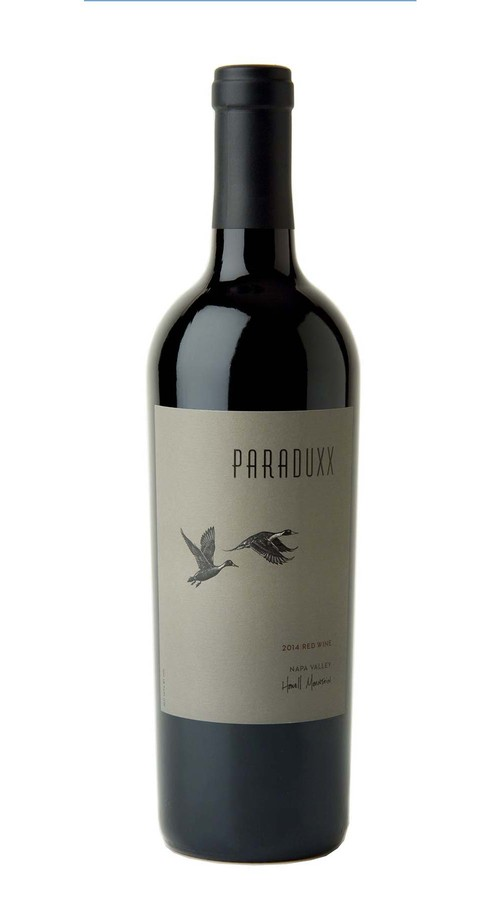 2014 Paraduxx Howell Mountain Napa Valley Red Wine