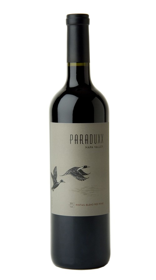 2014 Paraduxx Pintail Blend Napa Valley Red Wine