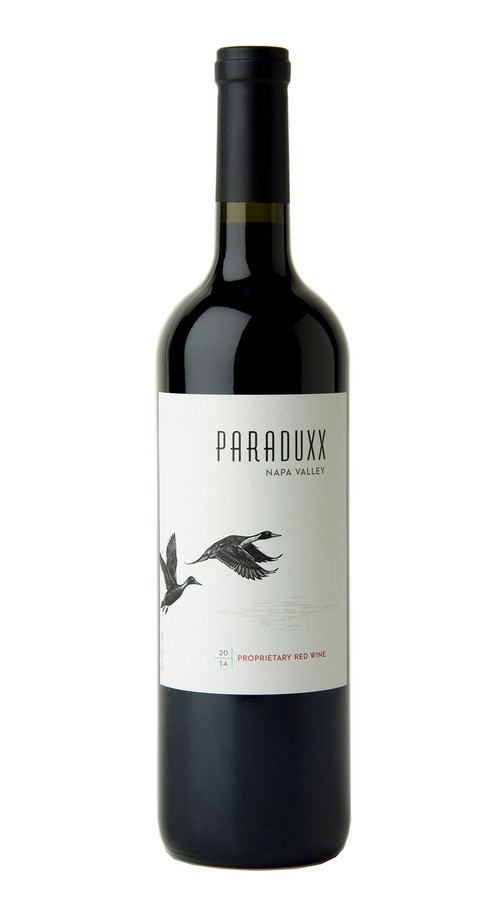 2014 Paraduxx Proprietary Napa Valley Red Wine Image