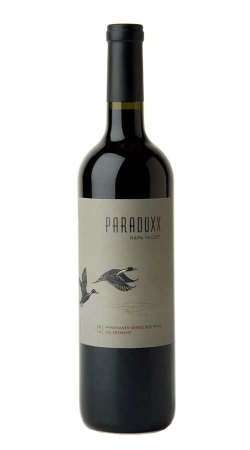 2014 Paraduxx Winemaker Series Co-Ferment Napa Valley Red Wine Image