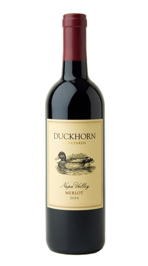 2014 Duckhorn Vineyards Napa Valley Merlot 6.0L