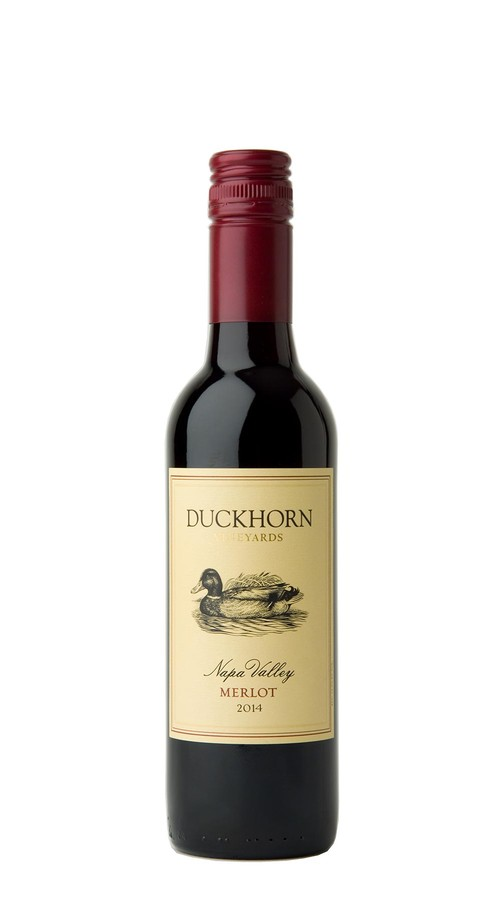 2014 Duckhorn Vineyards Napa Valley Merlot 375ml Image