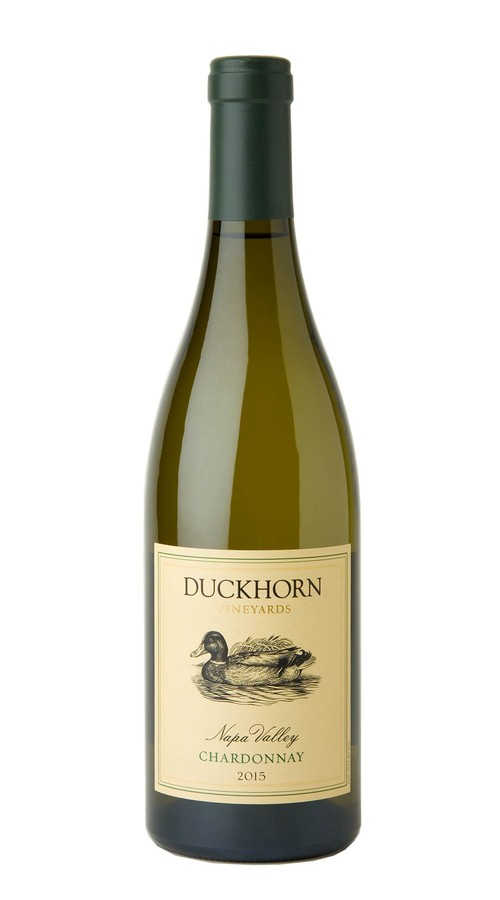 2015 Duckhorn Vineyards Napa Valley Chardonnay