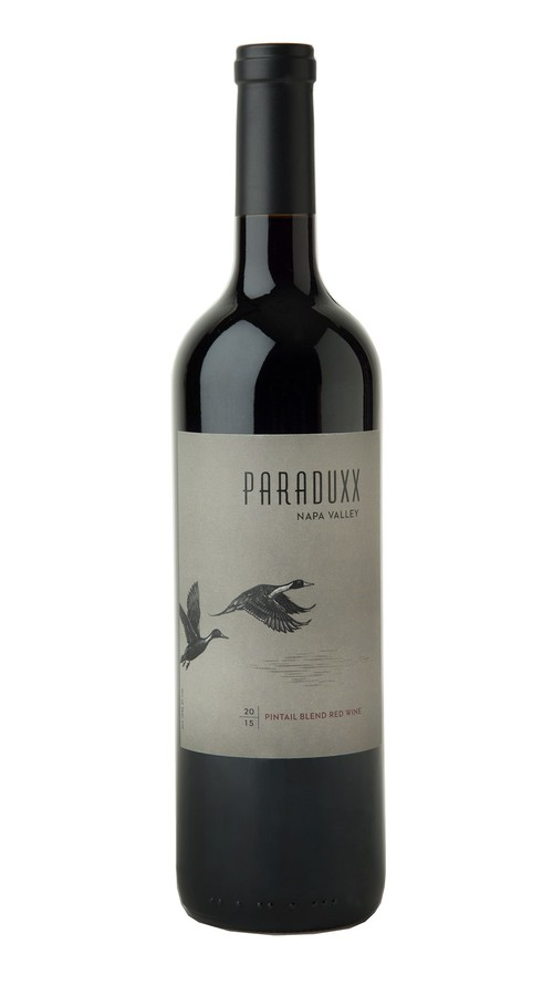 2015 Paraduxx Pintail Blend Napa Valley Red Wine