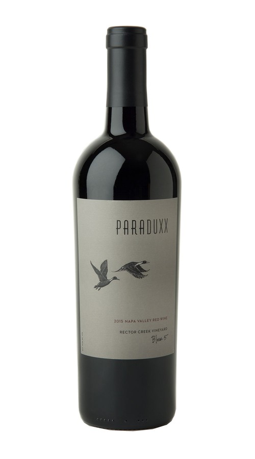 2015 Paraduxx Napa Valley Red Wine Rector Creek Vineyard - Block 5 Image