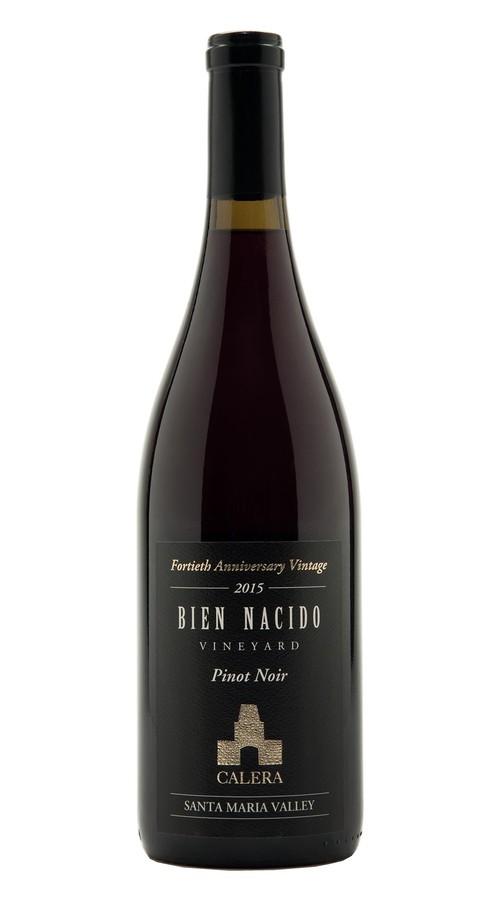 2015 Calera Santa Maria Valley Pinot Noir Bien Nacido Vineyard