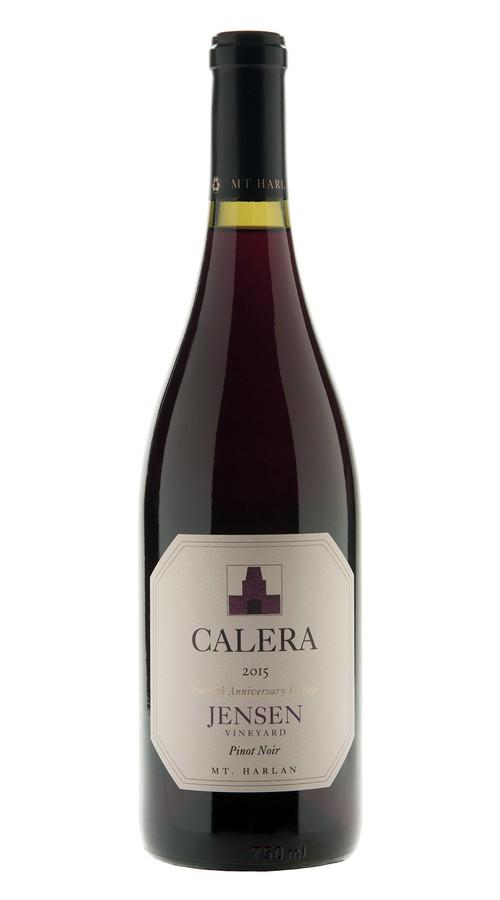 2015 Calera Mt. Harlan Pinot Noir Jensen Vineyard