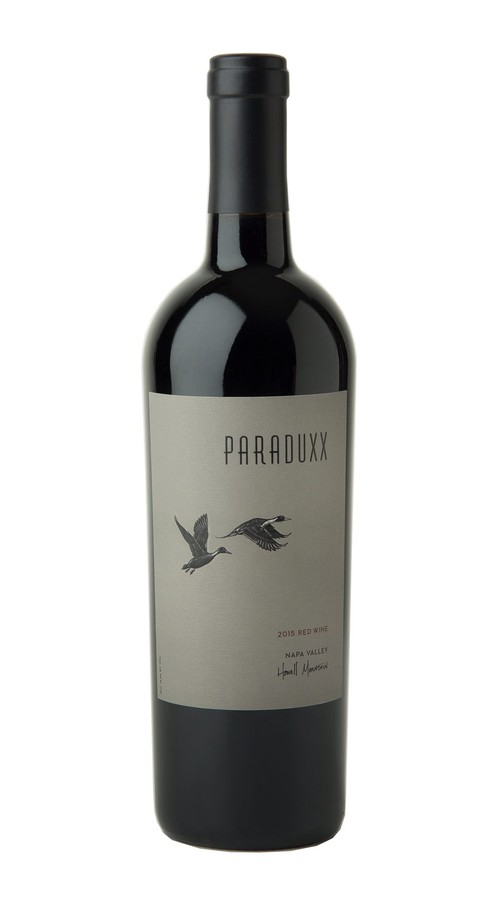 2015 Paraduxx Howell Mountain Napa Valley Red Wine Image