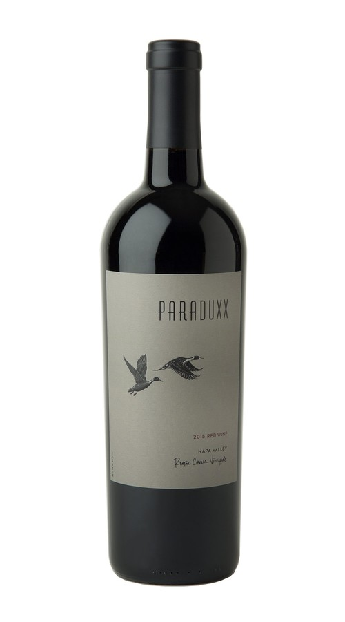 2015 Paraduxx Napa Valley Red Wine Rector Creek Vineyard Image