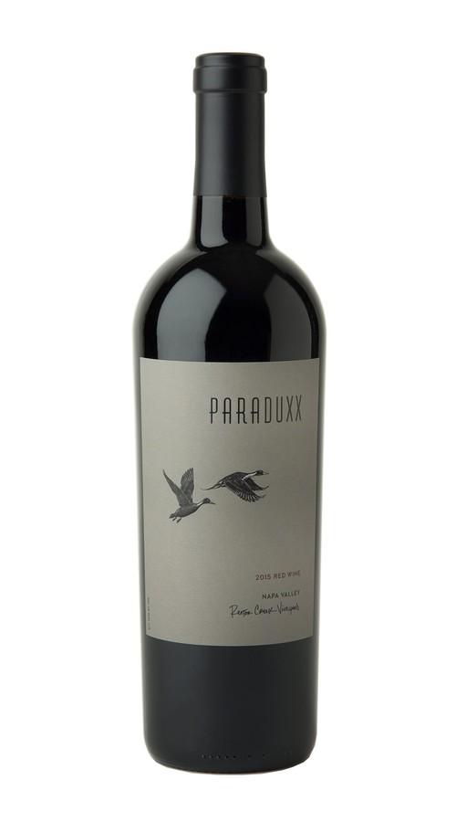 2015 Paraduxx Napa Valley Red Wine Rector Creek Vineyard Image