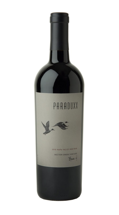 2015 Paraduxx Napa Valley Red Wine Rector Creek Vineyard - Block 4 Image