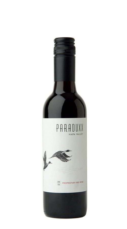 2015 Paraduxx Proprietary Napa Valley Red Wine 375ml Image
