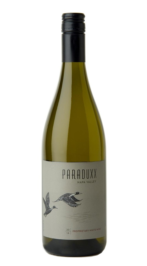 2016 Paraduxx Proprietary Napa Valley White Wine Image