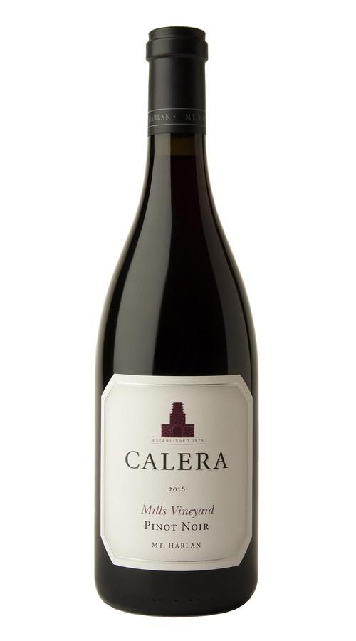 2016 Calera Mt. Harlan Pinot Noir Mills Vineyard