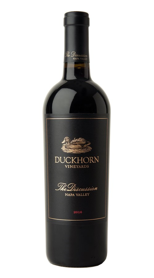 2016 Duckhorn Vineyards The Discussion Napa Valley Red Wine