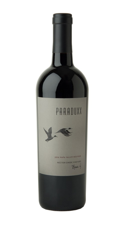 2016 Paraduxx Napa Valley Red Wine Rector Creek Vineyard - Block 4 Image