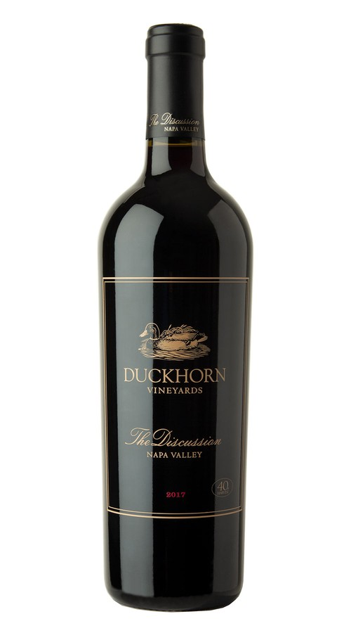 2017 Duckhorn Vineyards The Discussion Napa Valley Red Wine