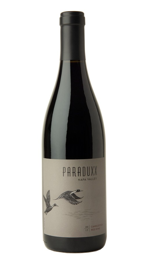 2017 Paraduxx Candlestick Napa Valley Red Wine