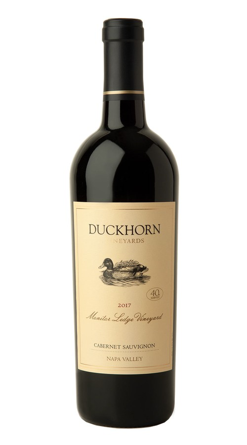 2017 Duckhorn Vineyards Napa Valley Cabernet Sauvignon Monitor Ledge Vineyard