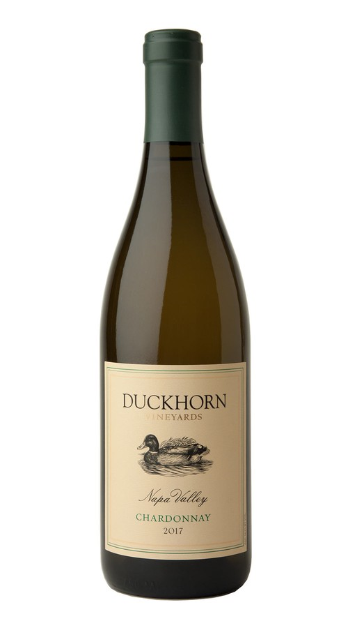 2017 Duckhorn Vineyards Napa Valley Chardonnay