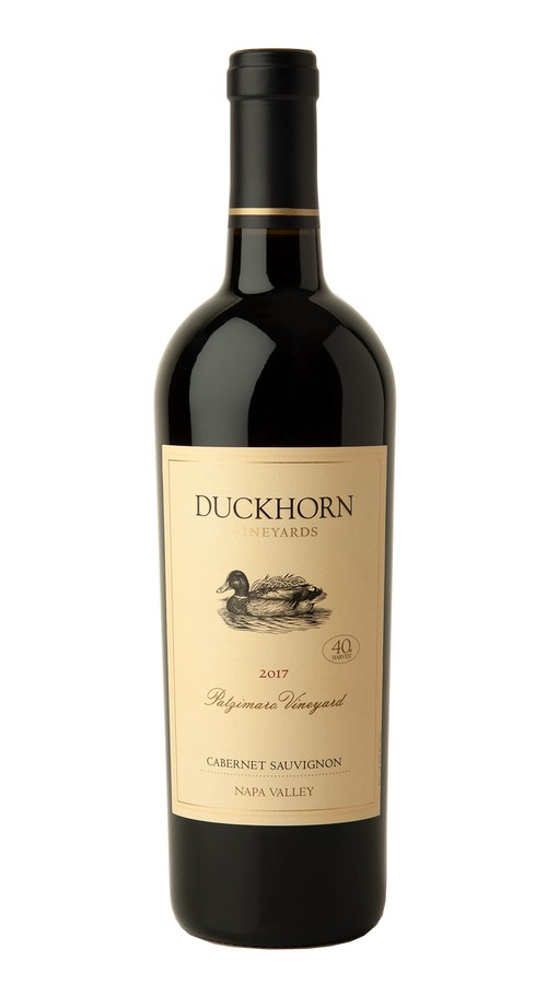 2017 Duckhorn Vineyards Napa Valley Cabernet Sauvignon Patzimaro Vineyard