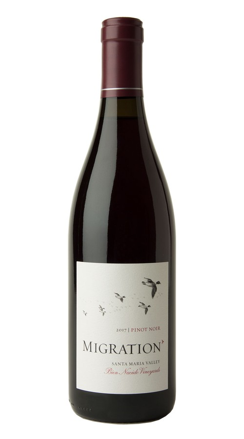 2017 Migration Santa Maria Valley Pinot Noir Bien Nacido Vineyard