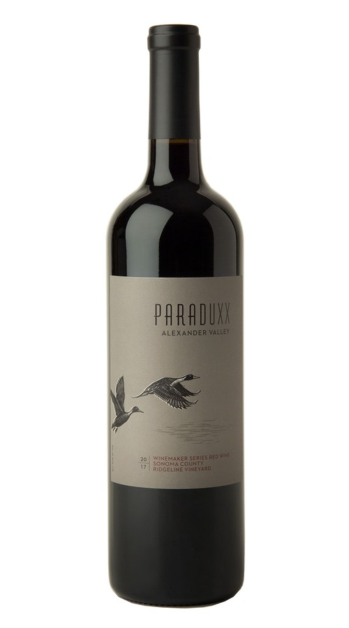2017 Paraduxx Winemaker Series Red Wine Ridgeline Vineyard