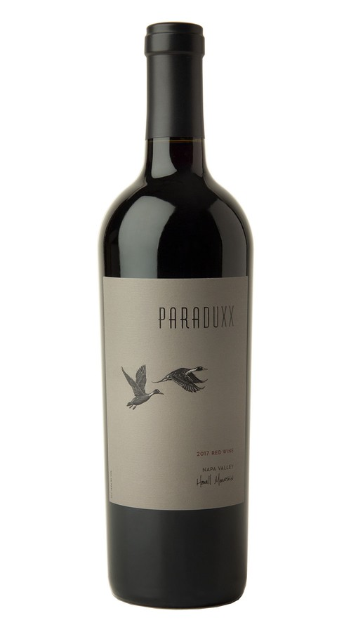 2017 Paraduxx Howell Mountain Napa Valley Red Wine