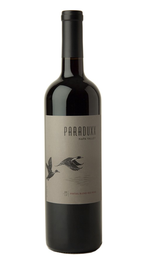 2017 Paraduxx Pintail Blend Napa Valley Red Wine