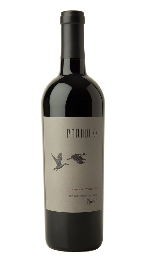 2017 Paraduxx Napa Valley Red Wine Rector Creek Vineyard - Block 4