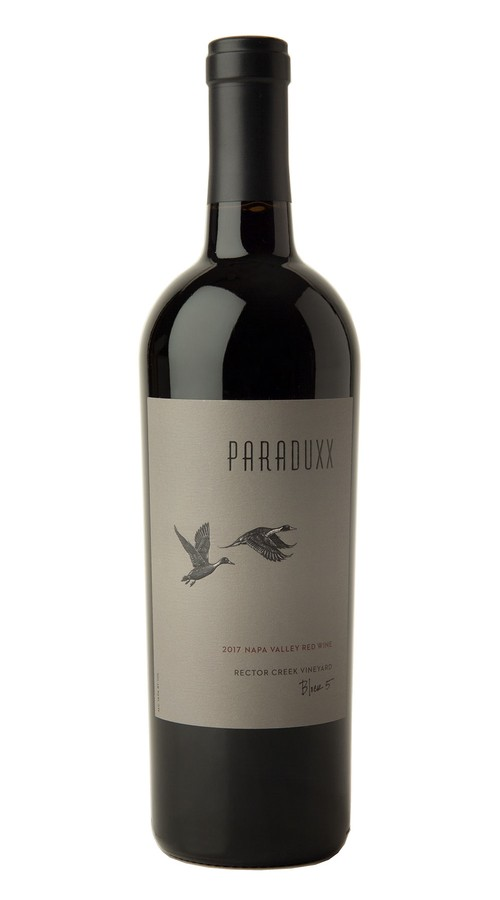 2017 Paraduxx Napa Valley Red Wine Rector Creek Vineyard - Block 5