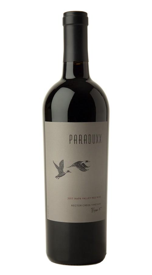 2017 Paraduxx Napa Valley Red Wine Rector Creek Vineyard - Block 5