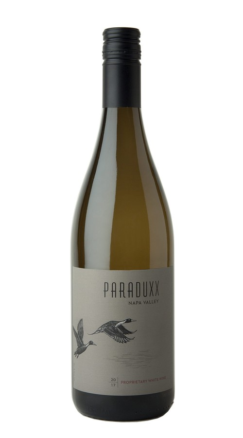 2017 Paraduxx Proprietary Napa Valley White Wine Image