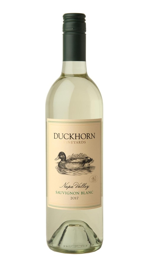 2017 Duckhorn Vineyards Napa Valley Sauvignon Blanc