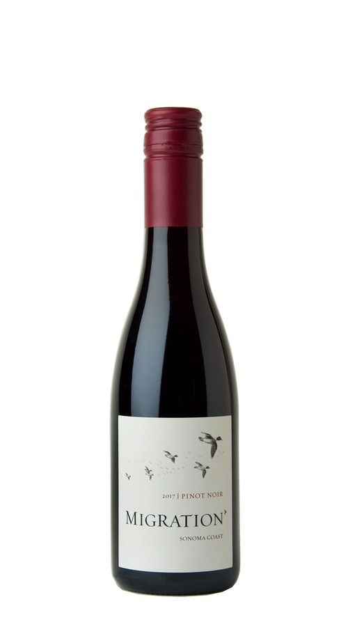 2017 Migration Sonoma Coast Pinot Noir 375ml