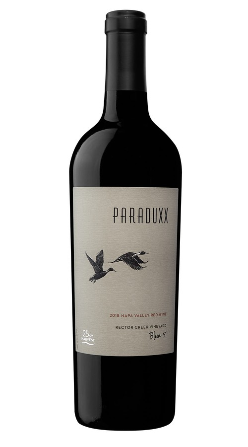 2018 Paraduxx Napa Valley Red Wine Rector Creek Vineyard - Block 5