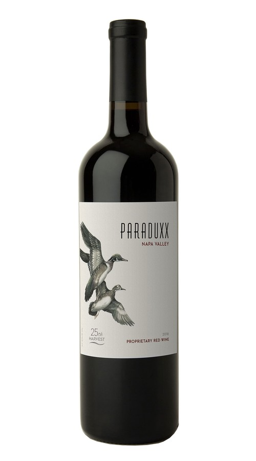 2018 Paraduxx Proprietary Napa Valley Red Wine