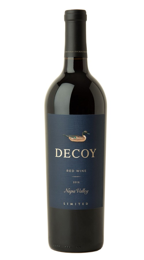 2018 Decoy Limited Napa Valley Red Wine