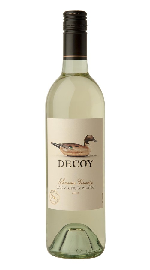 2018 Decoy Sonoma County Sauvignon Blanc